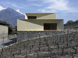 House transformation in Charrat