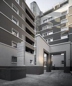Recupero e trasformazione di Palazzo Gualino a Torino