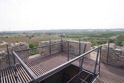 Restoration of Bofilla Tower in Bétera