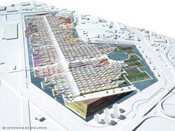 Conceptual Master Plan Expo 2015