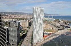 Torre Telefonica Diagonal ZeroZero