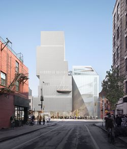 New Museum's Expansion