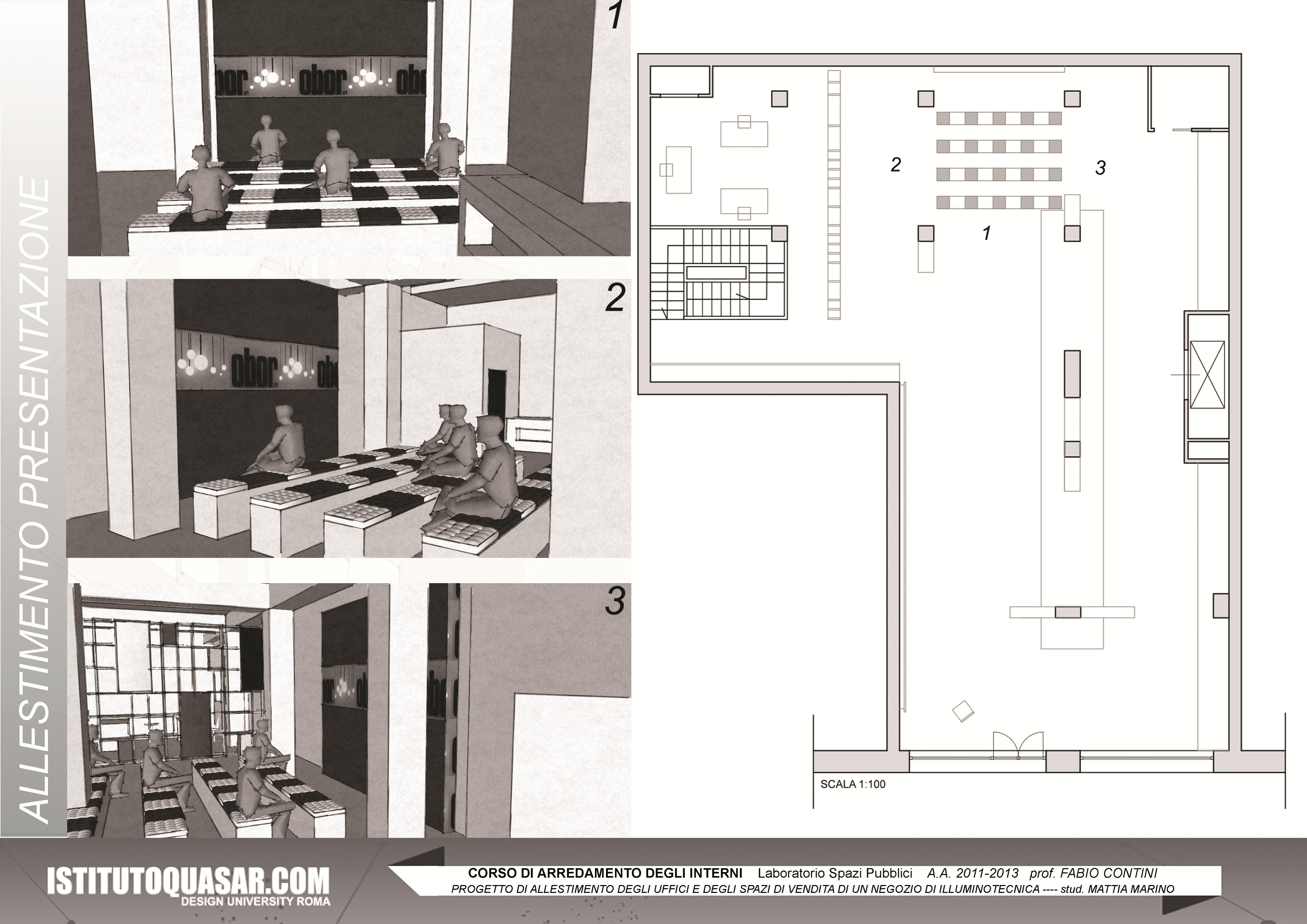 Design Degli Interni Roma obor design - picture gallery