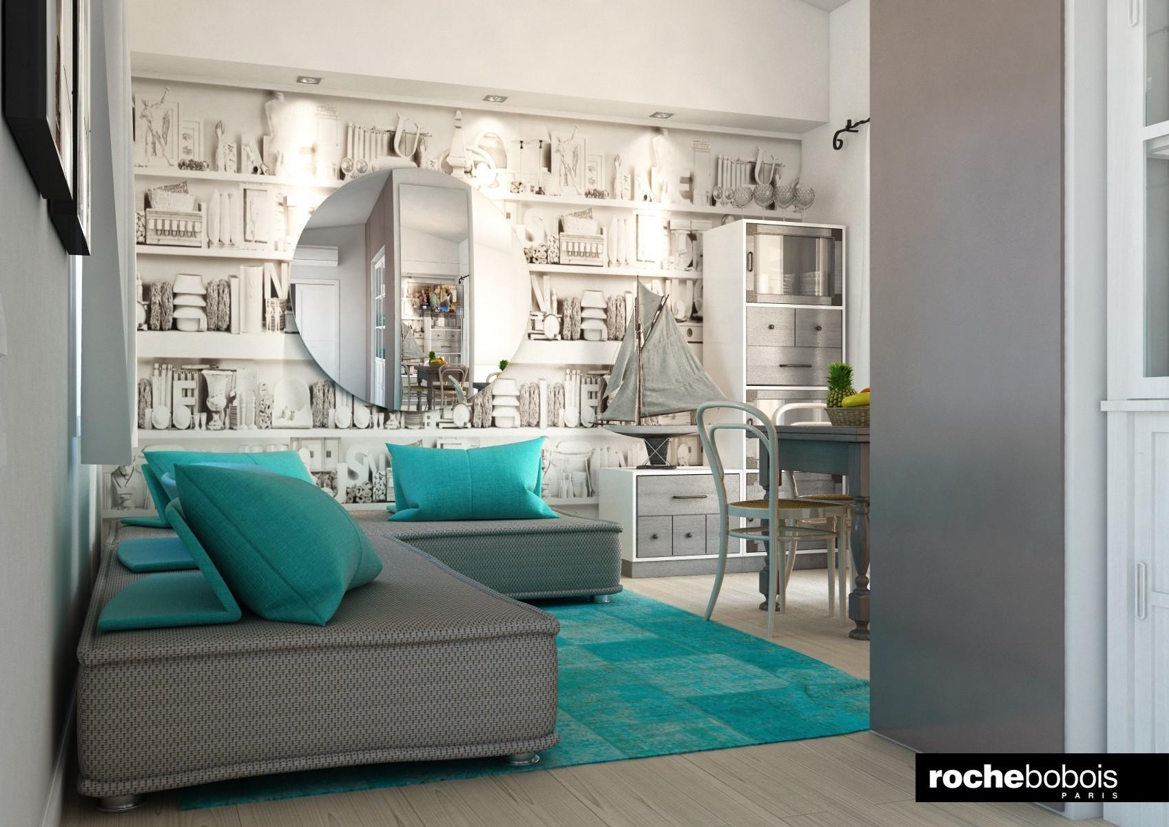 Divano Roche Bobois Usato.Ristrutturazione E Arredamento Casa Al Mare Picture Gallery