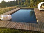 piscina sui colli