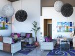 modern estate interior