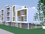 Edificio residenziale a basso consumo