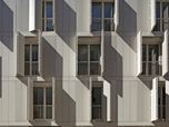 28 social housing units in Paris