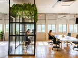 office interior design > alcide