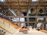 LocHal Library Interior Design