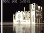 Pop up Notre-Dame Cathedral