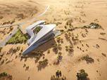 Villa in the desert