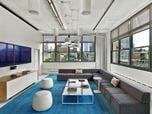 Arnold Worldwide's new workspace