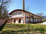 Riqualificazione della fornace di Cantalupo nel Sannio - Laboratorio di cultura.