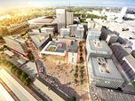 Cardiff Central Square masterplan