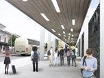 Riqualificazione del piazzale della stazione di Belluno