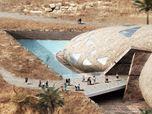 New visionary Delos Museum architecture concept