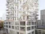 100 logements, île de Nantes