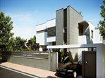 3D Project Santiago de la Ribera Detached Houses