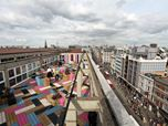 London College of Fashion Rooftop