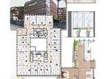 Ristrutturazione edificio Lungotevere A. Da Brescia