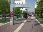 Riqualificazione architettonica ed artistica di Piazza Verdi a La Spezia
