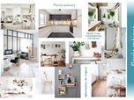 Appartement cosy, contemporain couleur nature