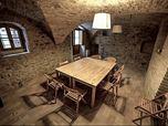 Recupero di edifici in borgo antico per ostello diffuso