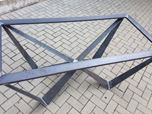 New table base is  manufactured  by Inox G-art