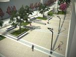 Progetto di Riqualificazione Piazza Unità D'Italia - Programma di Riassetto Generale del Viale Urbano  Sull'Asse Territoriale Adelfia Bitetto
