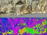 Rilievo topografico e geostrutturale centimetrico con drone della cava del Monte Castellare.