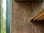 401_Circular Brick House with Rammed Earth Wall