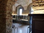 Restauro delle grotte del monastero di S.ta Caterina