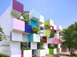 Sugamo  Shinkin  Bank / Nakaaoki branch