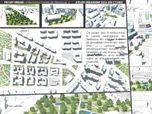 """Projet Urbain + architectural '' le nouveau centre de Heuraoua"""""""