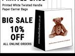 Customised Carrier Bags for Branding