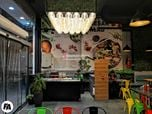 Restaurant Interior Design & construction / Alavin Fast food & Cafe, Theran, Iran