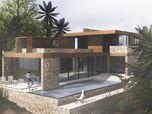 Progetto per villa