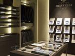 "Flagship Store ""Luigi Borrelli"" Rome"