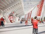 Nuovo stadio del Calcio Padova
