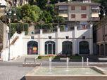 Riqualificazione dell'ex Portico in Information Point in Piazza Santa Maria degli Angeli
