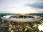Apple Campus 2 project