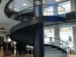 Scala Elicoidale per la nuova sede di Microsoft a Milano.