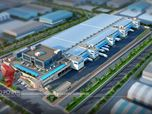 Complete 3D Rendering Of Industrial Project