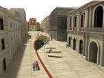 Il filo d'Arianna - Restyling della La Grande Piazza di Caltanissetta
