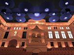 Interior of the Opera theatre