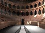 Teatro Farnese in 3d