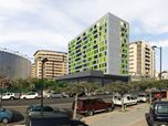 Edificio de 50 viviendas en c/Pedro Modesto Campos