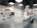 Restauro delle Tese n°89-90-91 all' Arsenale di Venezia