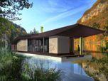 Casa galleggiante pop progetto tra i vincitori 13° ciclo World architecture community award